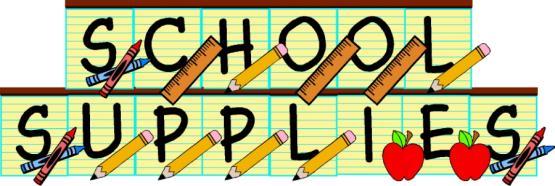 Great Valley Academy Modesto school supplies