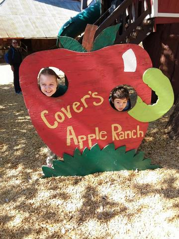 Image Cover's Apple Ranch